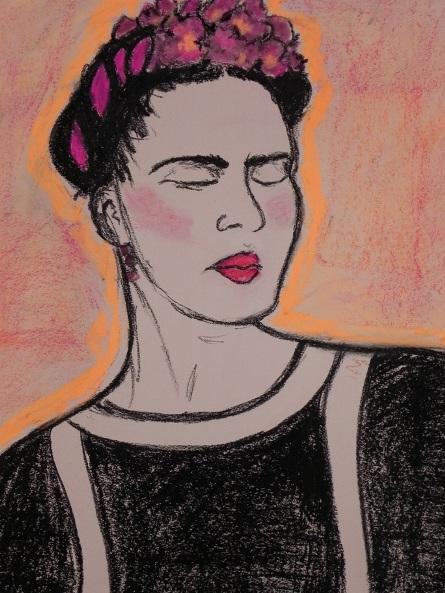 The Pink Frida